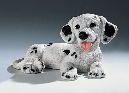 1. F244 dalmata cucciolo