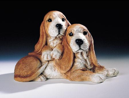 33. F373 coppia bassotti cuccioli
